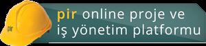 PİR Cloud Online Proje ve İş Yönetim Platformu